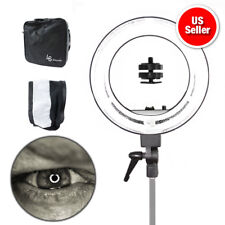 """Dimmable 18"""" Ring Light Portrait Video Continuous Lighting Photography"""