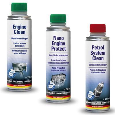 AUTOPROFI NANO PERFORMANCE PACK for Engines w 5 Quarts of Oil