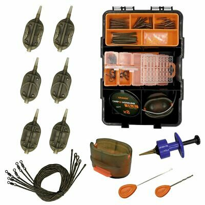 Method Feeder Set Box Life-ORANGE Angel Zubehör Montage Kit Transportbox