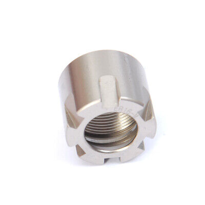 Er16m Collet Nut M19 X 1.0 Pitch