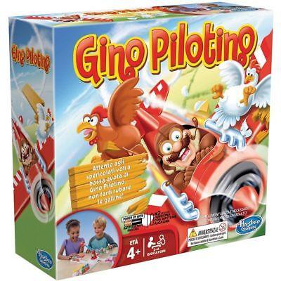 Hasbro - Gino Pilotino Gioco da Tavolo