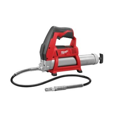 Milwaukee M12GG-0 12v Cordless Grease Gun (Body Only)