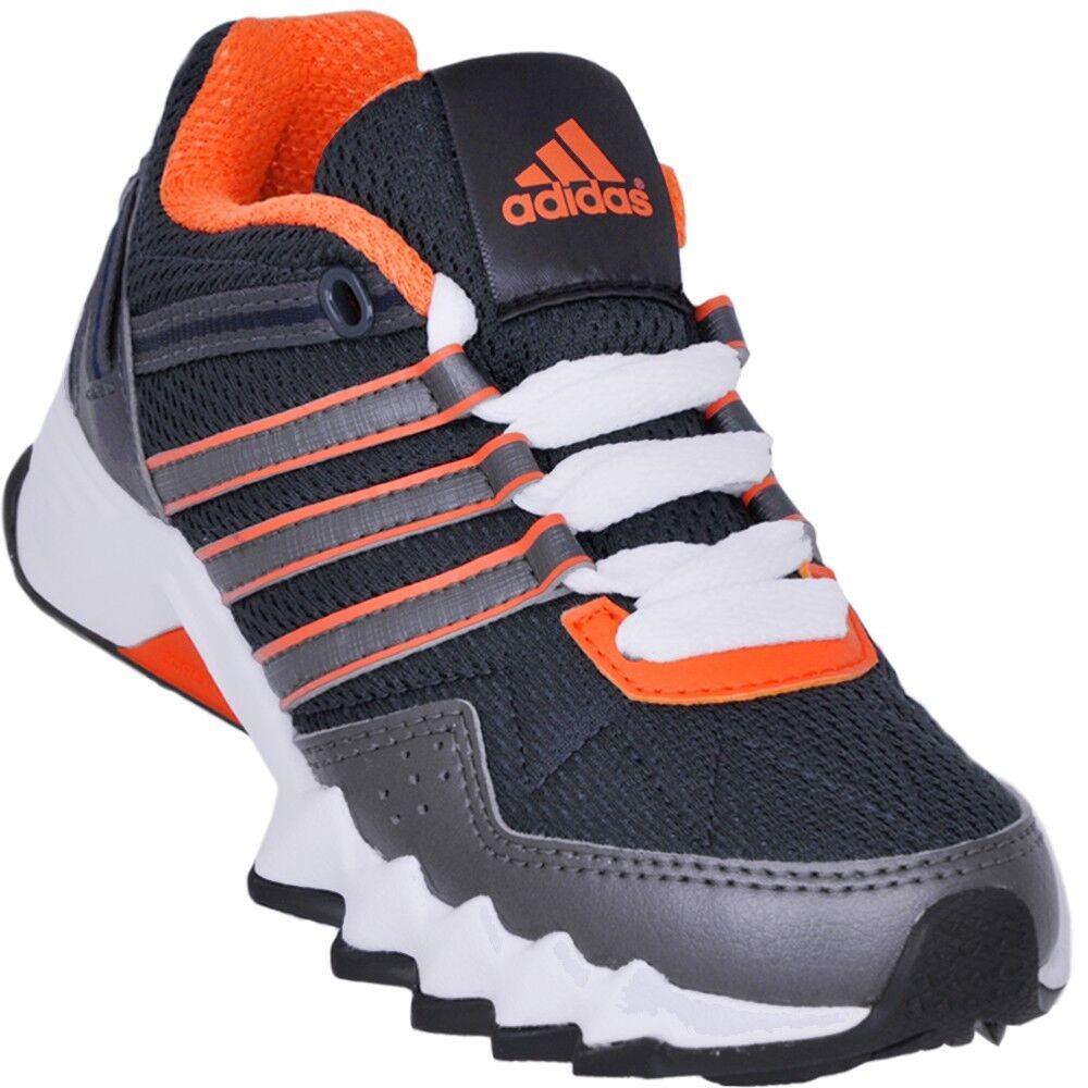 Adidas Adifaito Boys Kids Lace Up Mesh Sports Fitness Running Trainers Shoes    eBay