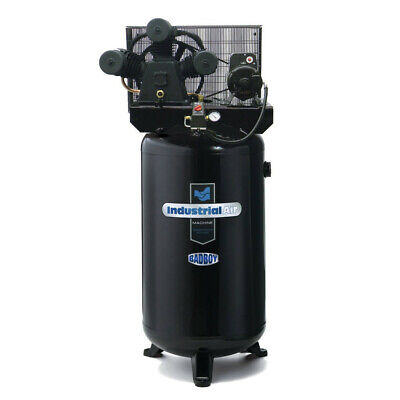 Industrial Air 5.7 Hp 230v 80 Gal. Hi-flo Air Compressor Ila5148080 New