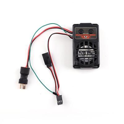 2 In 1 Motor Simulation Sound System Audio Sound Lautsprecher FüR RC Auto