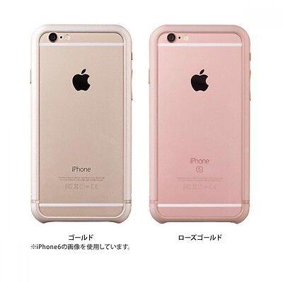 "SQUAIR iPhone6s Bumper ""The Edge"" SQEDG620-RSG New Japan 4 Colors NIB F/S"