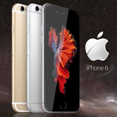 Apple iPhone 6 16GB / 64GB Factory Unlocked Phone GSM 4G IOS Smartphone LTE New