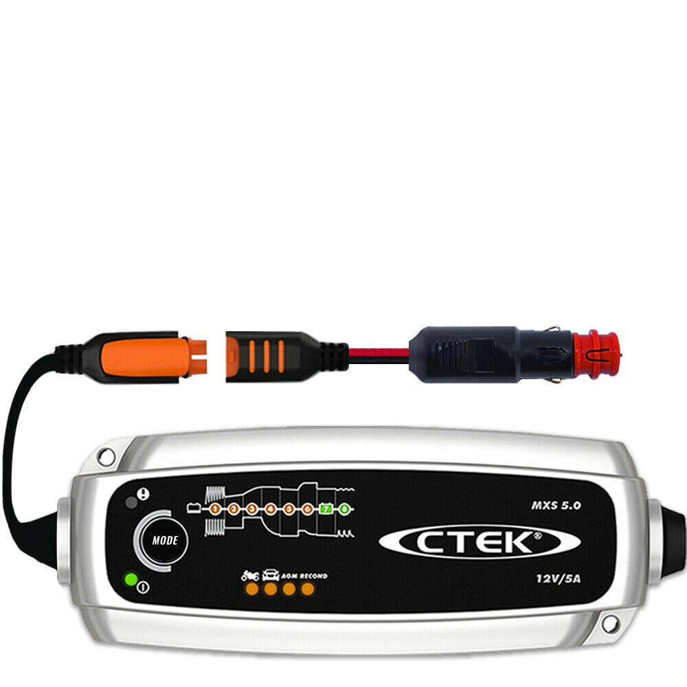 Aston Martin DBS Battery Charger Conditioner Trickle Charger