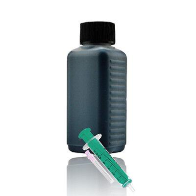 1 Liter (schwarz/black) Nachfülltinte Drucker Tinte für CANON Refill Nachfüllset gebraucht kaufen  Deutschland