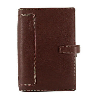 Filofax Personal Size Holborn Organiser Planner Diary Leather Brown -025120 Gift