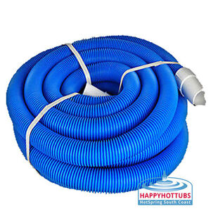 10.5m Swimming Pool Vacuum Hose 1.5 inch Cuffed Hoses For Suction Cleaning Cuff