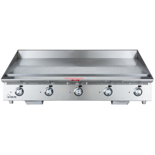 "Star 860ma 60"" Countertop Gas Griddle W/ Manual Controls"