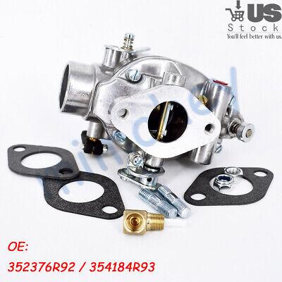 352376r92 Carb Carburetor For Ih-farmall Tractor A Av B Bn C Super A Super C Us
