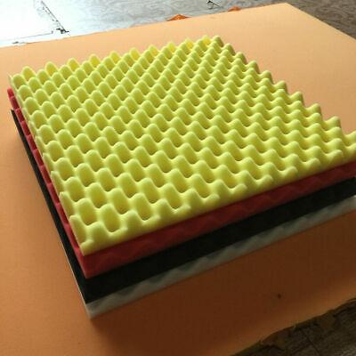 Acoustic Wall Panels Sound Stop Foam Pad Absorption Sponge Studio KTV Soundproof