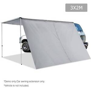 Weisshorn 2M X 3M Side Roof Car Awning with UV Protection Darwin CBD Darwin City Preview