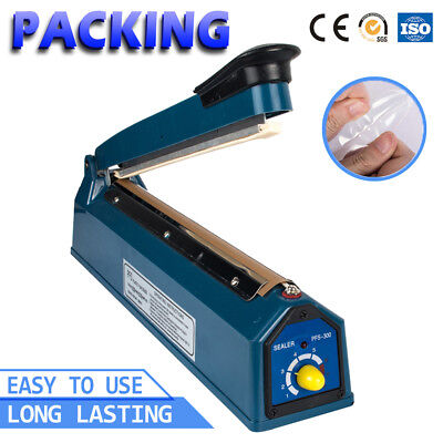 Portable Household Plastic Bag Sealing Machine Manual Heat Impulse Hand Sealer