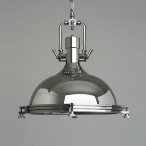NEW Industrial Metal Pendant Lamp Ceiling Lights
