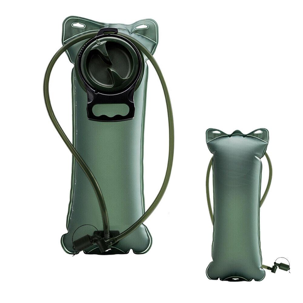 2L Water Bladder Bag Hydration System Backpack Survival Pack