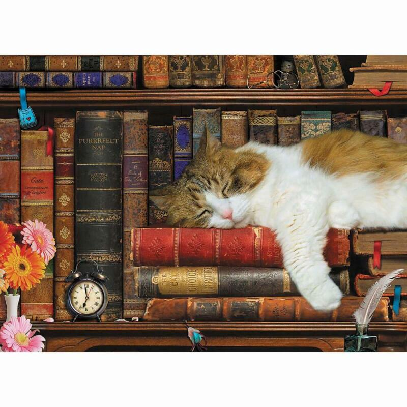 Eurographics The Cat Nap Jigsaw Puzzle
