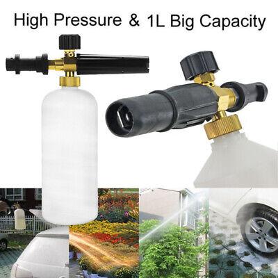 1L Snow Foam Lance Gun for High Pressure Washer Sprayer Cannon for Karcher K2-K7