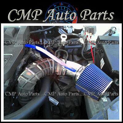BLUE 2007-2010 DODGE AVENGER Chrysler Sebring 2.4L L4 AIR INTAKE KIT SYSTEMS ()