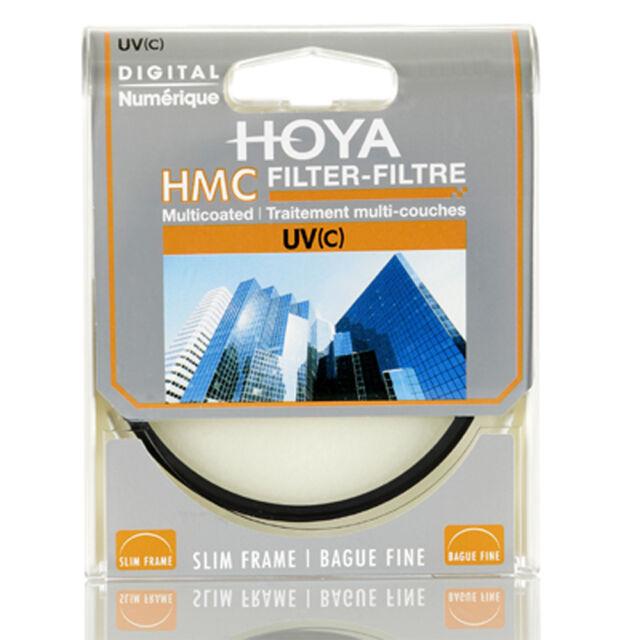 Genuine HOYA 58mm HMC UV(C) Camera Lens Slim Frame Filter Multicoated for DSLR