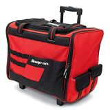 "Snap-on® 18"" Wide Mouth Rolling Tool Bag w/ Telescoping Handle Wheels - 870113"