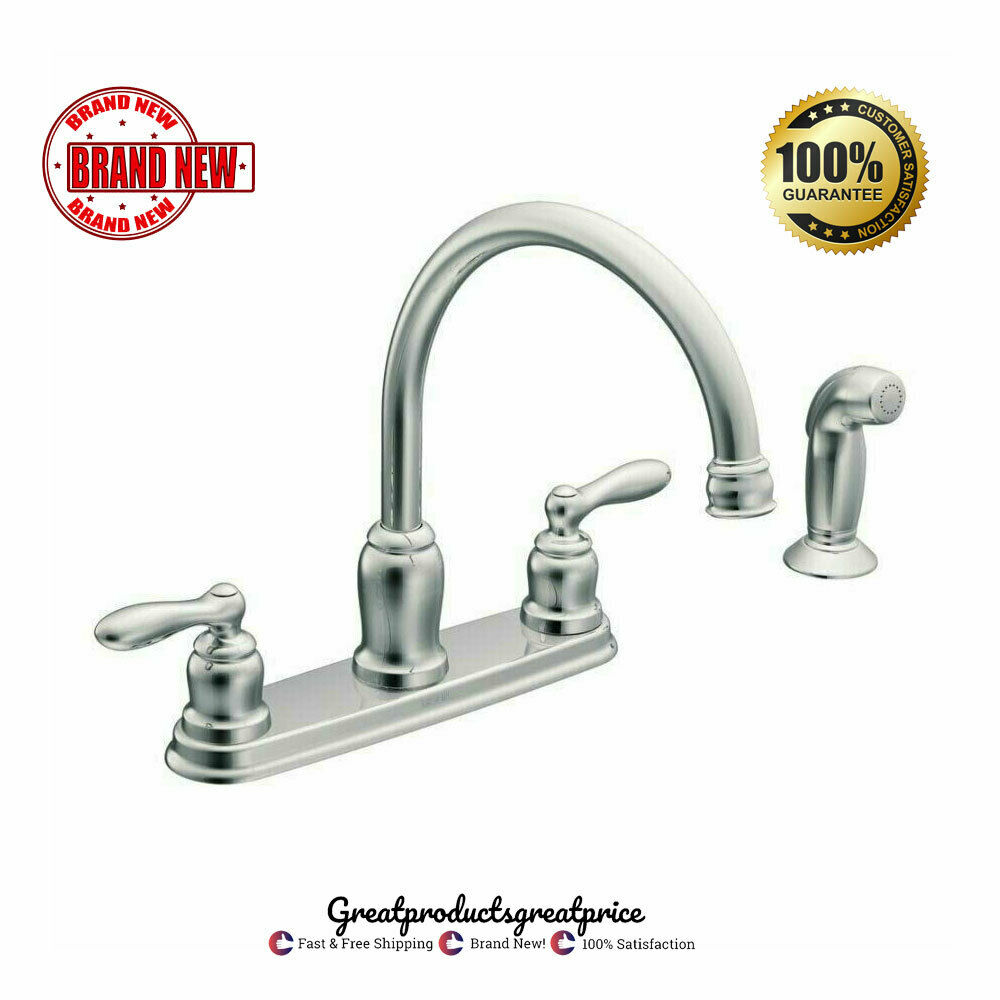 Grohe 45 819 Zbo Bridgeford Kitchen Faucet Replacement Deck Mount Spray Holder For Sale Online Ebay