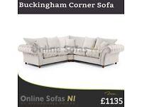 Living Room Large 2 Corner 2 Sofa