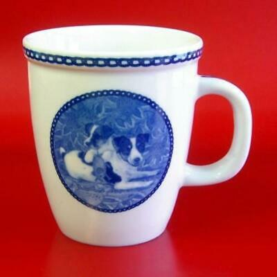 Jack Russel Terrier - Porcelain Mug made in Denmark for sale  Shipping to India