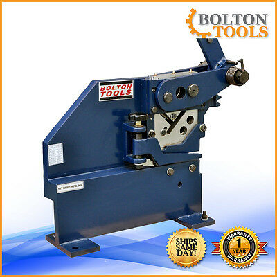 Bolton Tools Manual Ironworker PBS-7