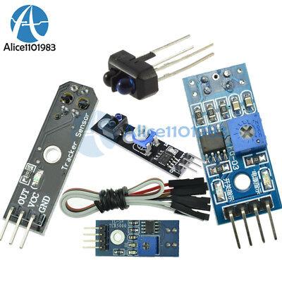 Tcrt5000 Obstacle Avoidance Ir Infrared Line Track Sensor Module For Arduino