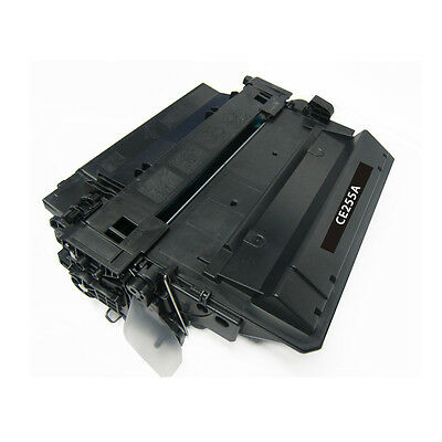 Reman Toner Cartridge for HP LaserJet Enterprise flow MFP M525c Printer - Black