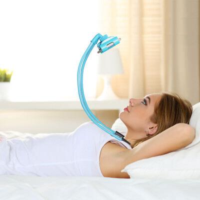- Universal Lazy Neck Bracket Phone Holder Stand Mount Necklace Hanging Support