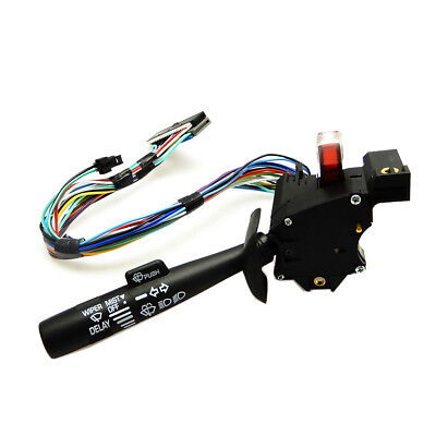 Turn Signal Windshield Wiper Lever Switch for 629-00129 Chevy Astro Blazer GMC (Bravada Turn Signal Lever Switch)