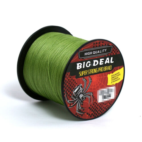 Saltwater fishing 100m 10 100lb super strong dyneema for Braided fishing line for saltwater