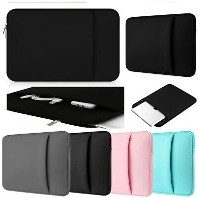 "Case Cover Bag Sleeve Fits LENOVO Yoga 510/520/530-14 (14""inch)-Charger Pocket"