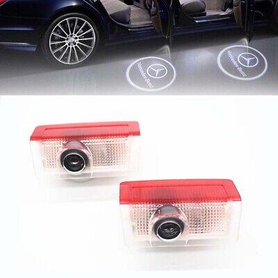 Türlicht LED Beleuchtung Mercedes Logo Laser Projektor Benz GLA X156 GLC X253