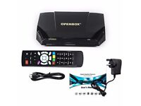 ★OPENBOX V9S-SAT BOX★633 MHZ ★2017 SaT ReCIeVeR✰12 MtHS ALL ChAnNeLS✰IPTV/APPS/NETWORK UPGRADE✰