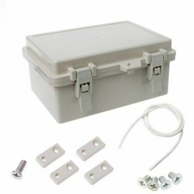 Ip65 Outdoor Electrical Cable Enclosure Case Waterproof Electronic Junction Box