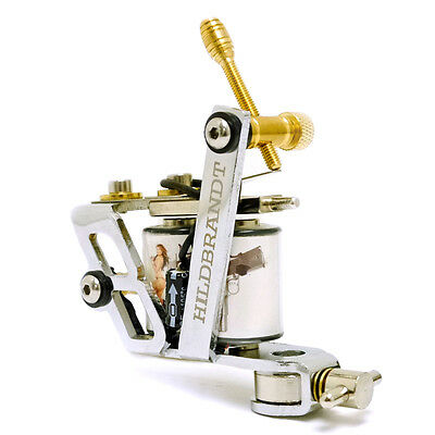 Hildbrandt .444 Marlin Tattoo Machine 10 Wrap Shader Tato...