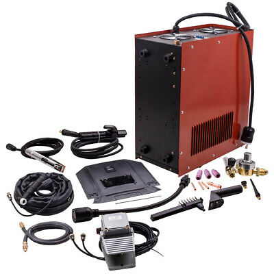 Tig-200 Welder Machine Acdc Igbt Pulse Square Wave Inverter Soldering Machine