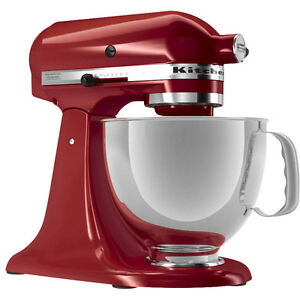 Kitchenaid Stand Mixer Red Ebay