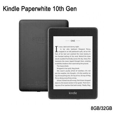 Brand New Amazon Kindle Paperwhite (10th Generation), 8GB/32GB, Waterproof