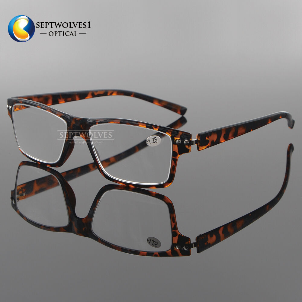 208f8bb99da TR90 Extra Lightweight Flexible Optical Reading Glasses +1.00 +1.25 ...