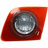 Fits 04-06  3 SEDAN RT PASS BACK-UP LAMP ASSM LID MOUNTED,RED LENS