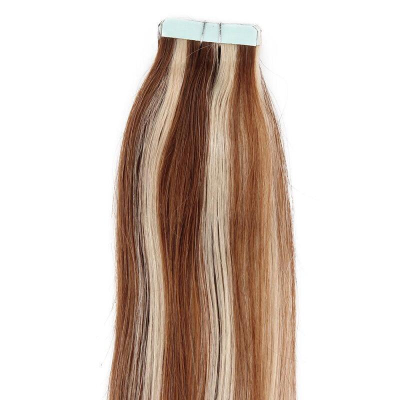tape hair extensions 24 ebay. Black Bedroom Furniture Sets. Home Design Ideas