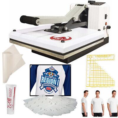 Uscutter Garment Printing Starter Kit Heat Press Tshirts Paropy Paper Tools