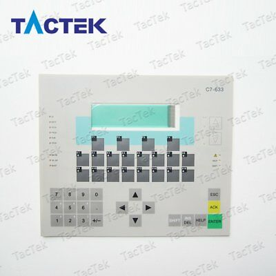 Membrane Keypad Switch Keyboard For 6es7633-2se00-0ae3 C7-633