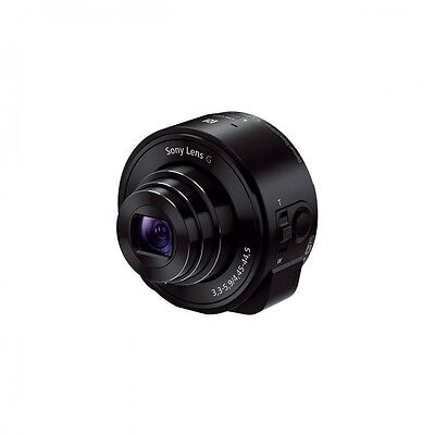 NEW Sony Cyber-Shot Digital Camera Lens Style Camera QX10 black With Tracking